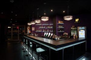 Bar w Klubie Bilardowym Diament w Krakowie